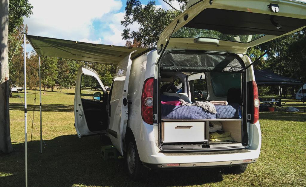 Fiat Dobló Camper