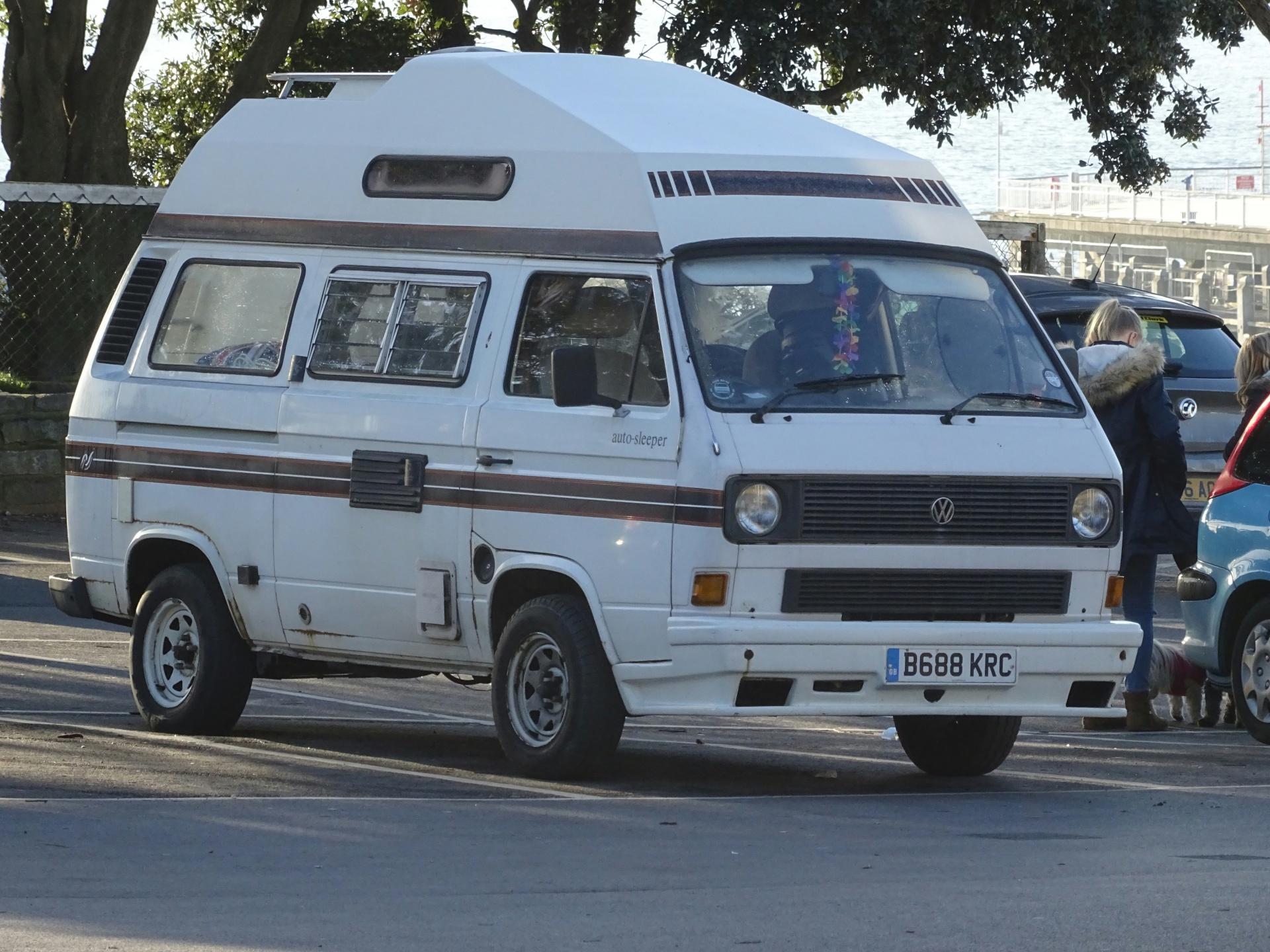 Las empresas de alquiler de furgonetas camper están muy de moda.