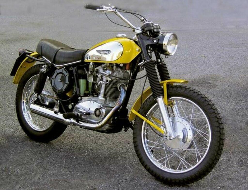 Ducati Scrambler 450 1976