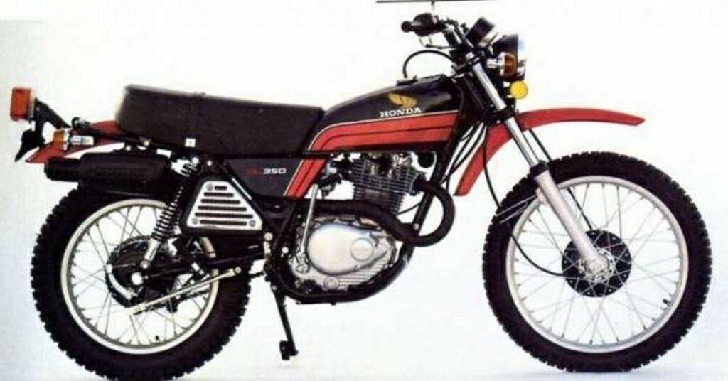 Honda XL350 1976