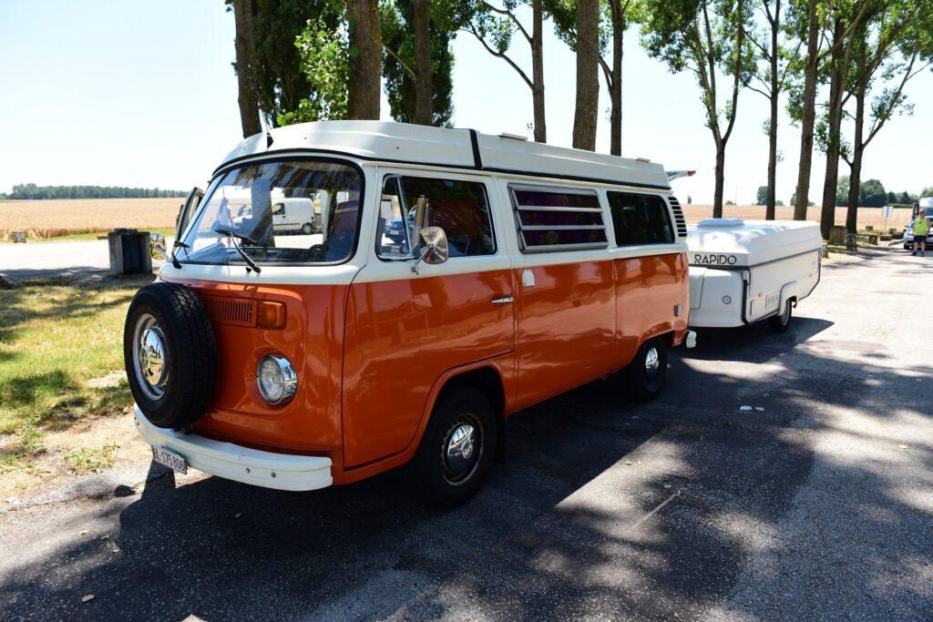 furgonetas camper segunda mano