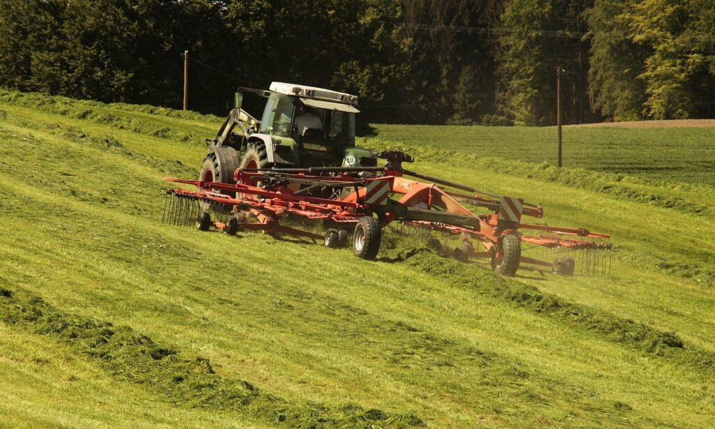 tractor de segunda mano