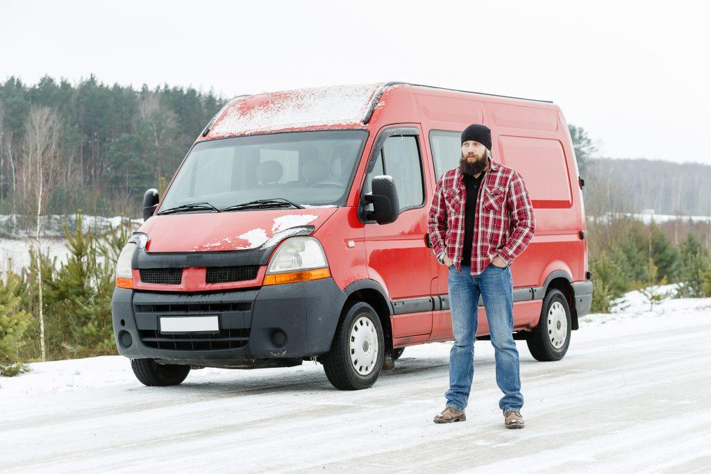 Aislar furgoneta