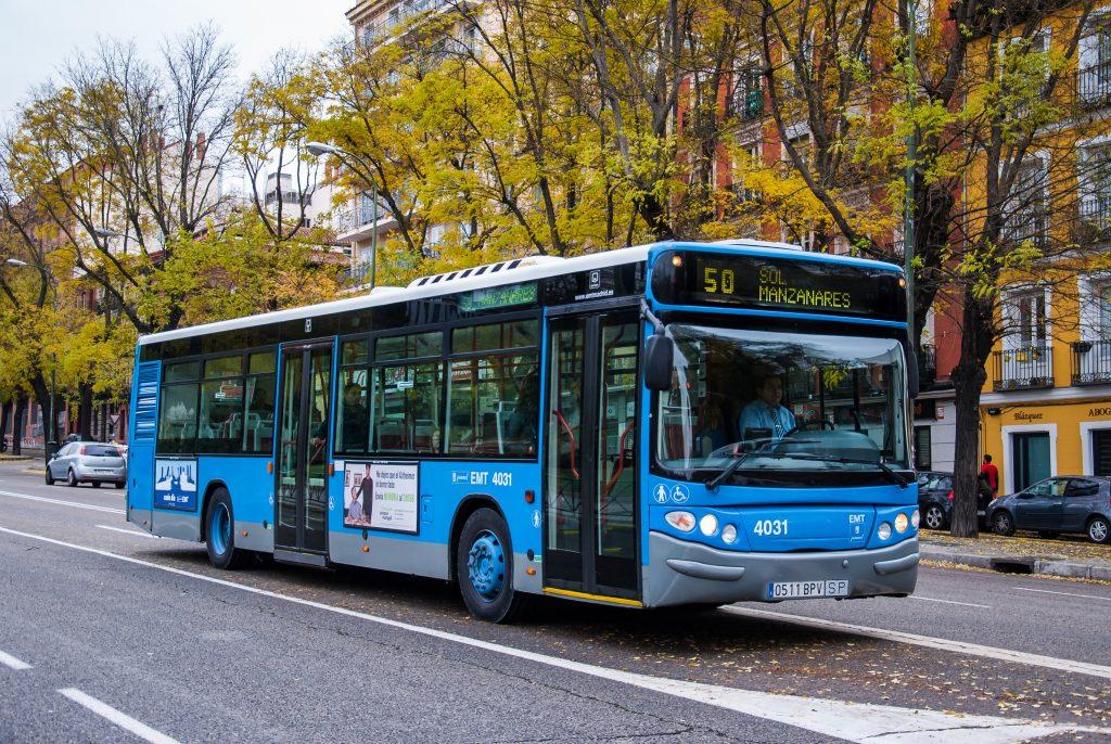 camperizar autobus